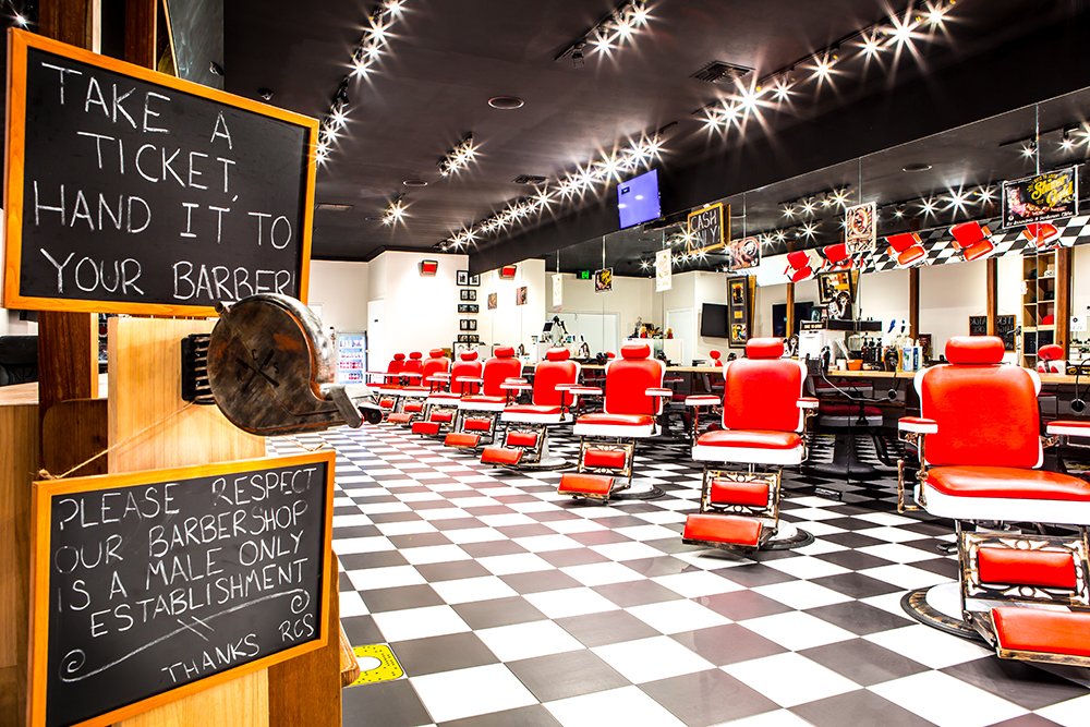 Adelaide barber shop